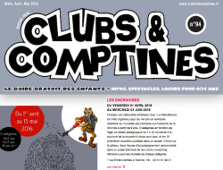 Clubs et Comptines